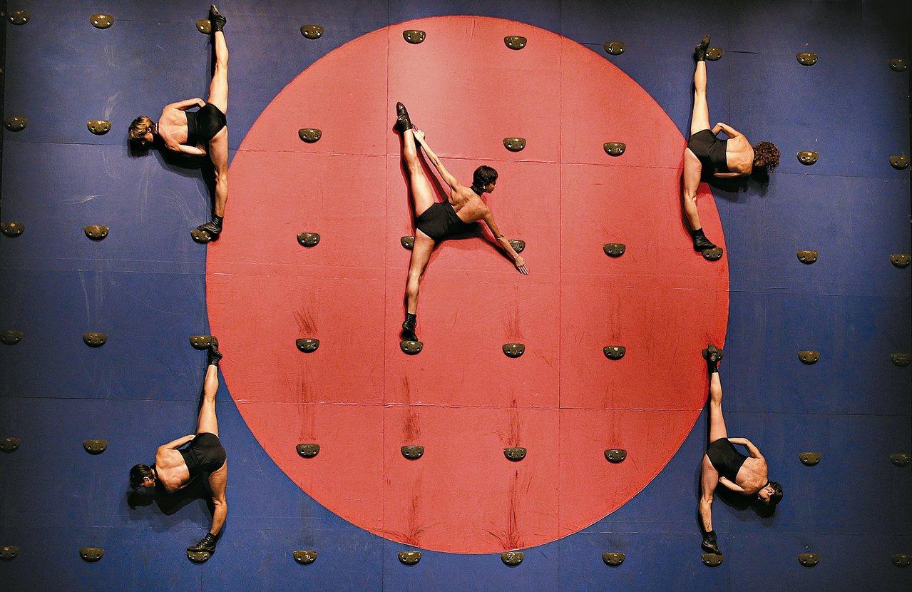 巴西寇克舞團10月首度訪台演出「舞夢.巴西」。 圖/Companhia de D...