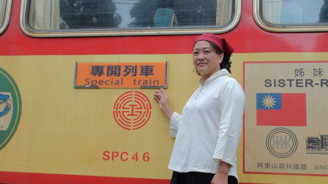 「好感動,當火車開進十字路聚落,彷彿看到產業復甦的希望!」十字社區發展協會總幹事...