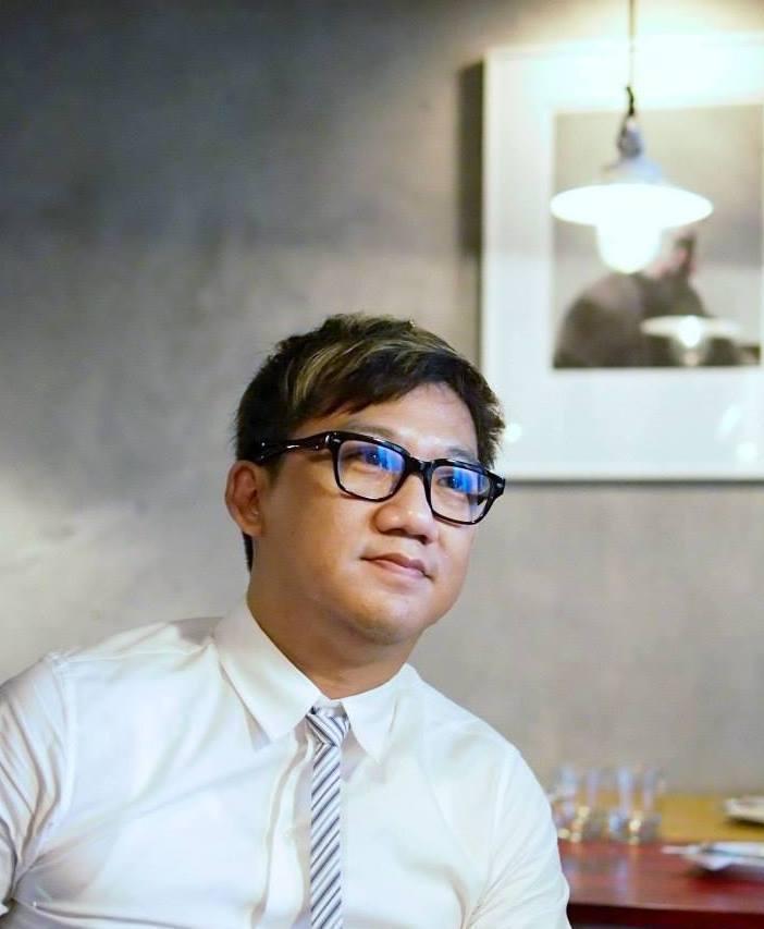 崔企川是崔麗心之弟,今天清晨病逝三總。 圖/擷自臉書