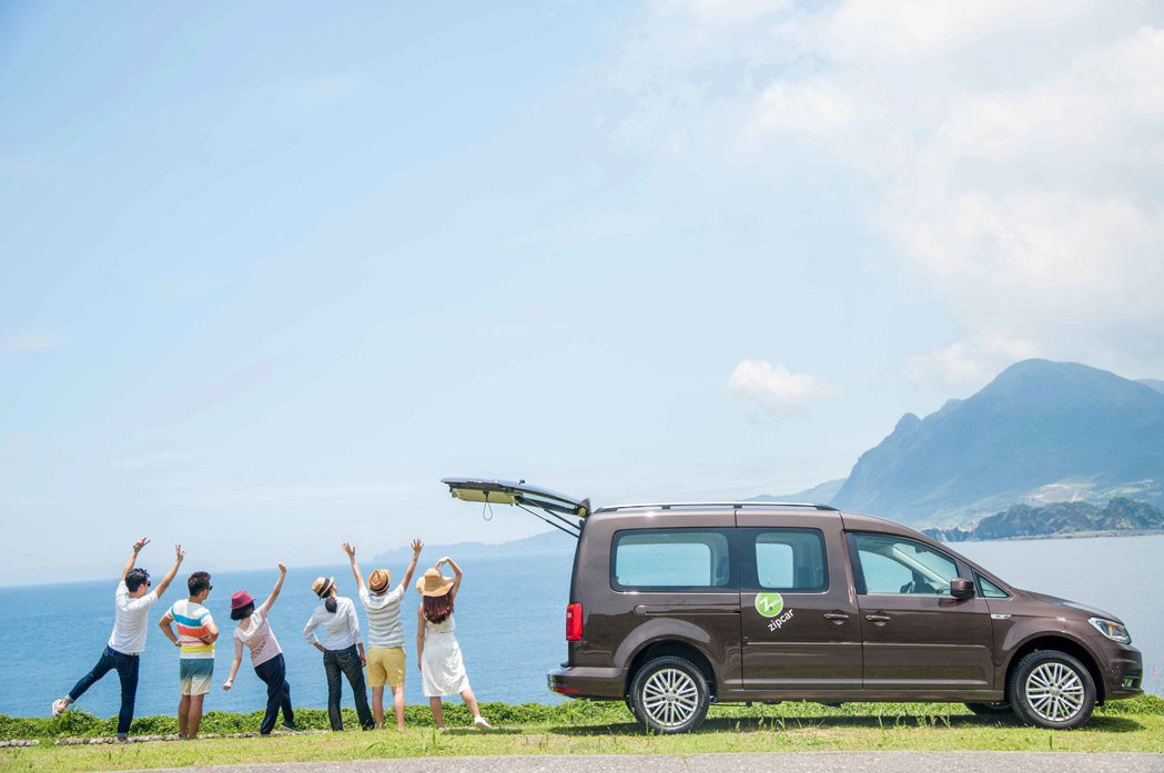 Zipcar提供不同車款給消費者使用。圖/Zipcar提供