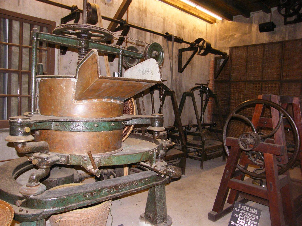「富興茶業文化館」是見證峨眉地區茶業發展的重要產業建築。記者王慧瑛/攝影