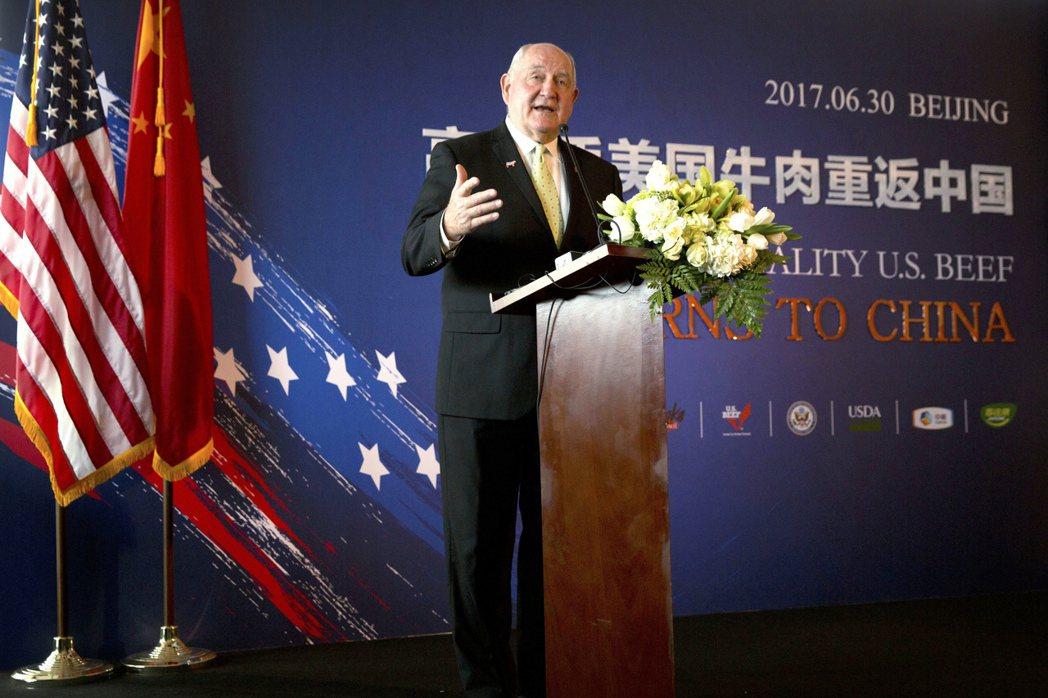 今年五月,中國財政部公布川習會當時達成的「百日計劃」協議的「早期收穫清單」,承諾...