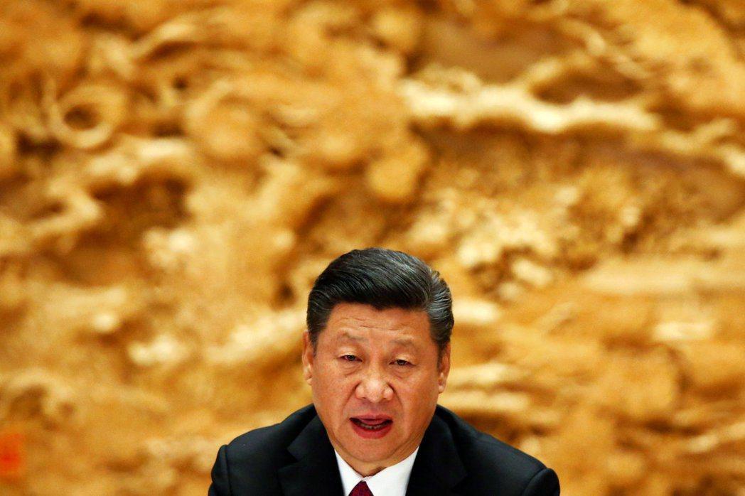 崛起中、且認為自己才是站在「歷史正確」一邊的北京,懂妥協的藝術嗎? 圖/路透...