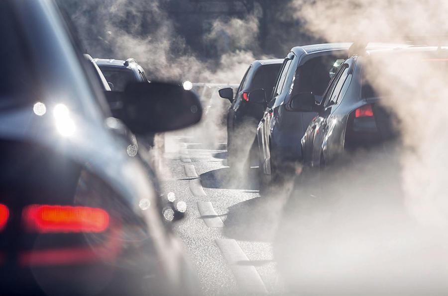 空汙對於英國已造成危害。 摘自Autocar