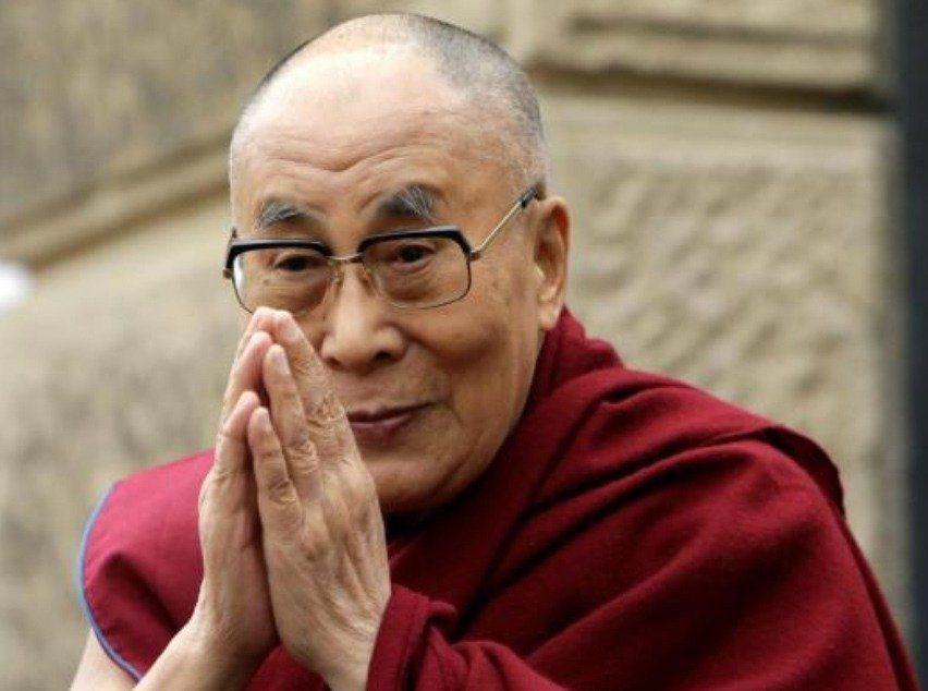 達賴喇嘛。 路透