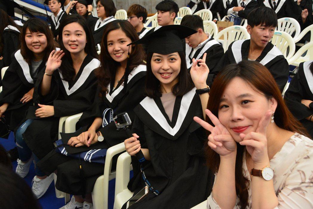 佛光大學希望學生都是乘法人。 佛光大學提供
