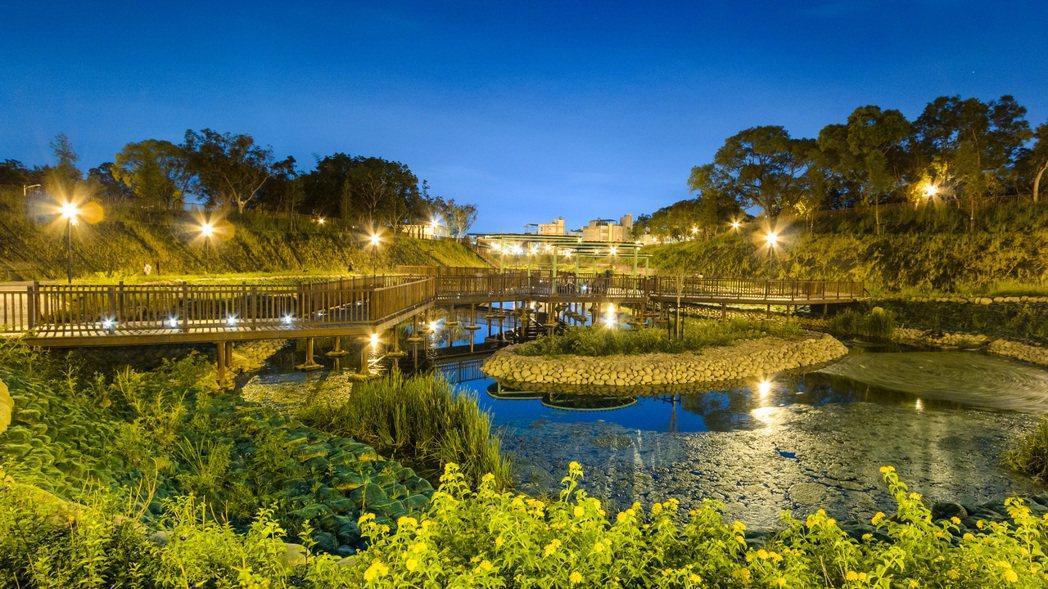 太平區坪林森林公園。圖/擷取自 gtpeng86 Flicker (CC BY ...