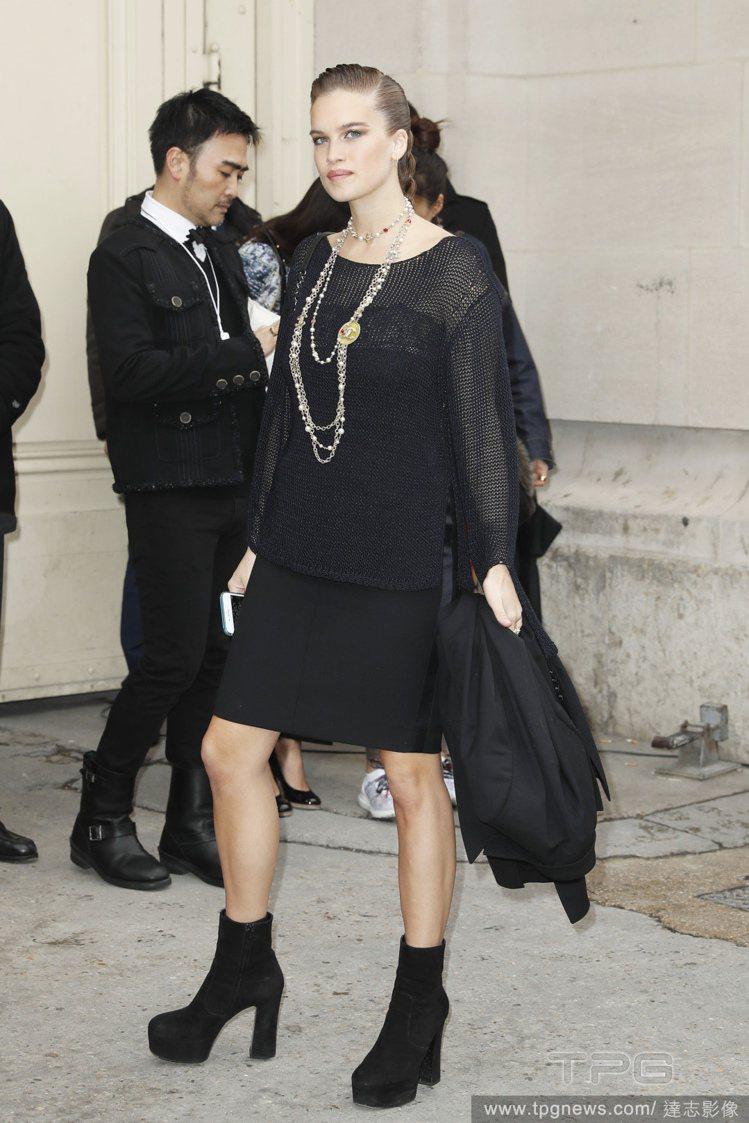 女星Stormi Bree Henley。圖/達志影像