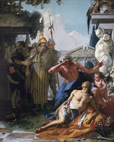 喬凡尼‧ 巴蒂斯塔‧ 提埃波羅(Giovanni Battista Tiepol...