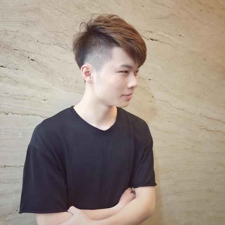 髮型創作/Happy Hair 嘉義店 - FB 蔡虎牙。圖/HairMap美髮...