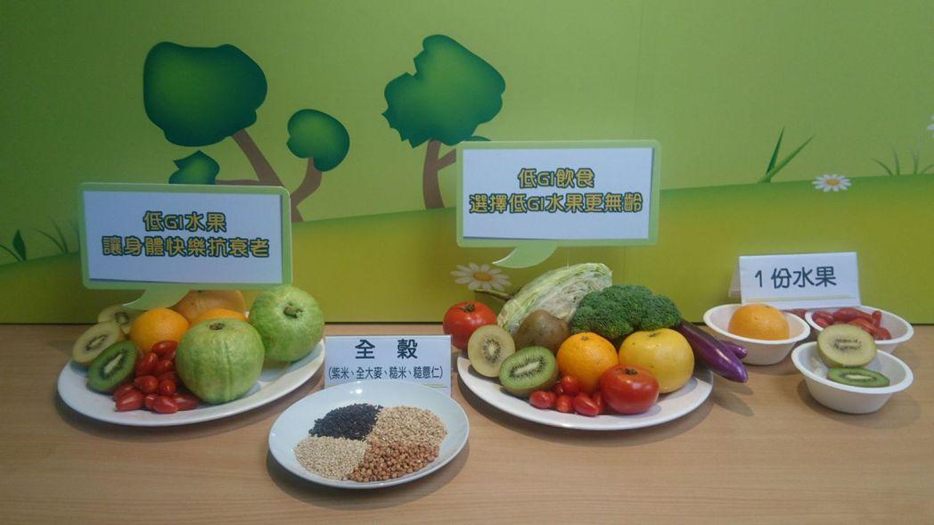 董氏基金會建議,少吃加工食品、多吃蔬果、優質蛋白質和未精製全榖根莖類,增加好心情...