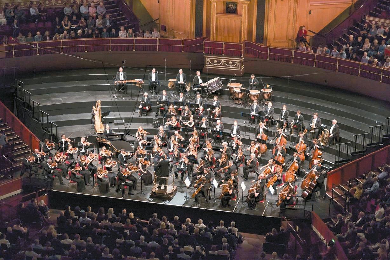 英國皇家愛樂管弦樂團今秋再度訪台,共譜樂章。 圖/聯合數位文創提供