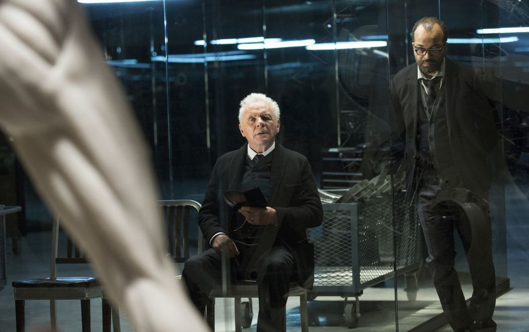 「西方極樂園」挾艾美獎入圍大勝氣勢,將成HBO新的台柱大戲。圖/HBO提供
