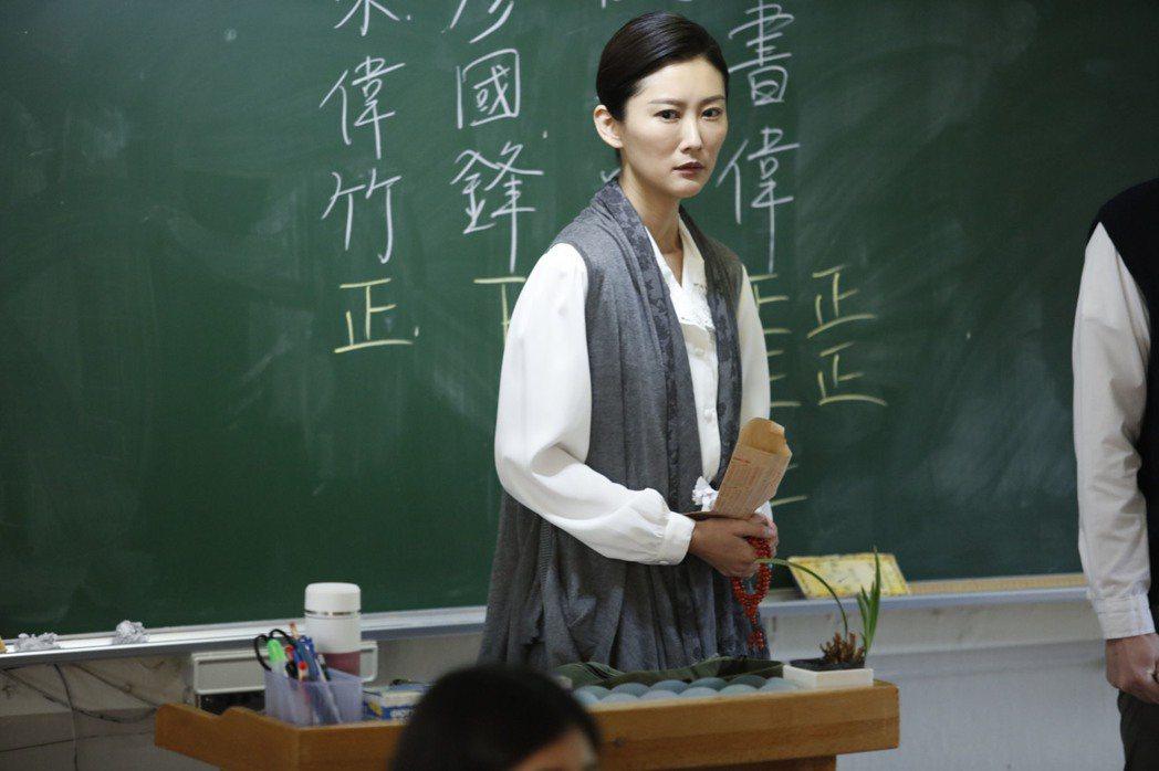 陳珮騏在拍電影「報告老師!怪怪怪怪物!」,其中一場爆破戲雖有安全防護,但第一次爆