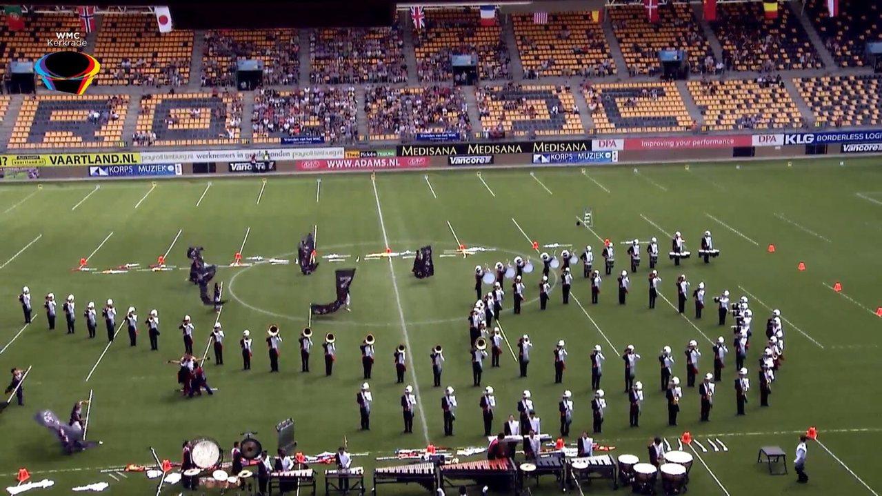 台北市建國中學樂旗聯隊今年遠赴荷蘭參加「荷蘭世界管樂大賽World Music ...
