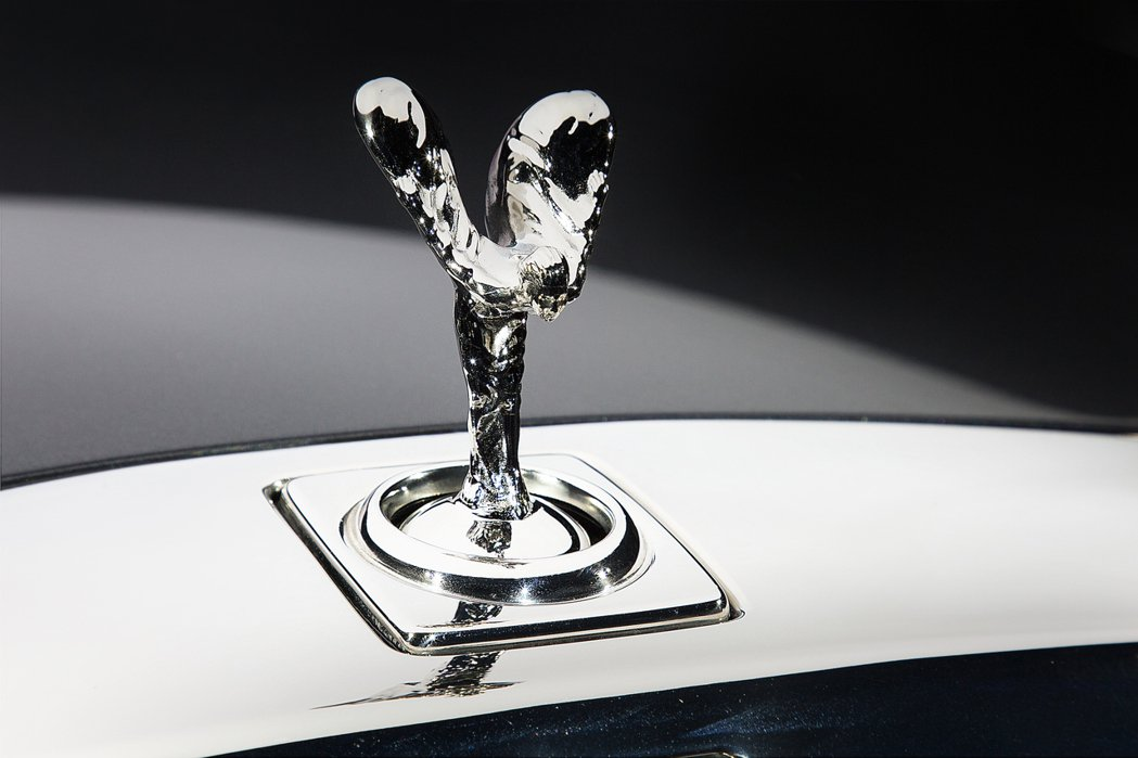 第八代Rolls-Royce Phantom。圖/Rolls-Royce提供