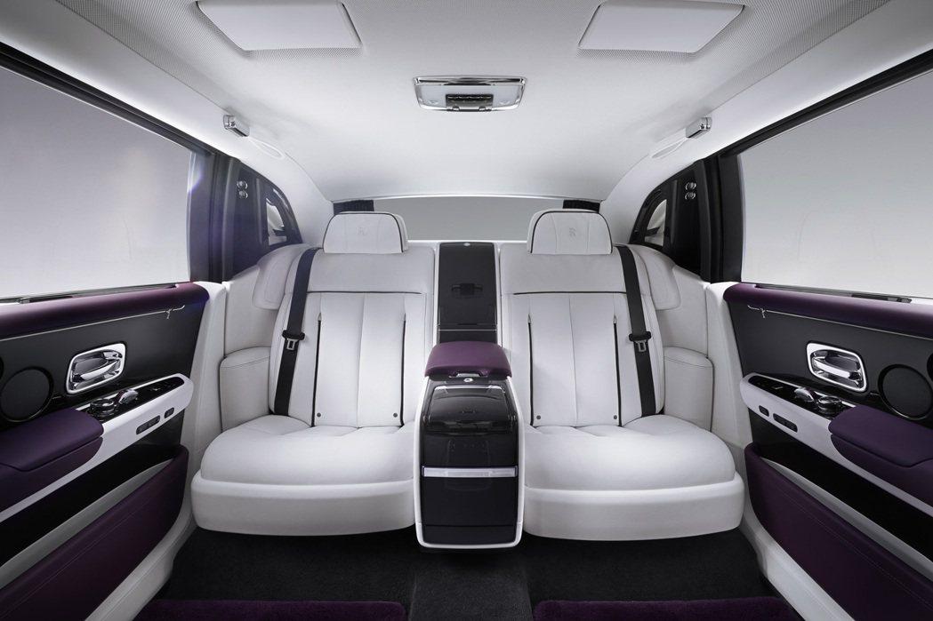 第八代Rolls-Royce Phantom長軸。圖/Rolls-Royce提供