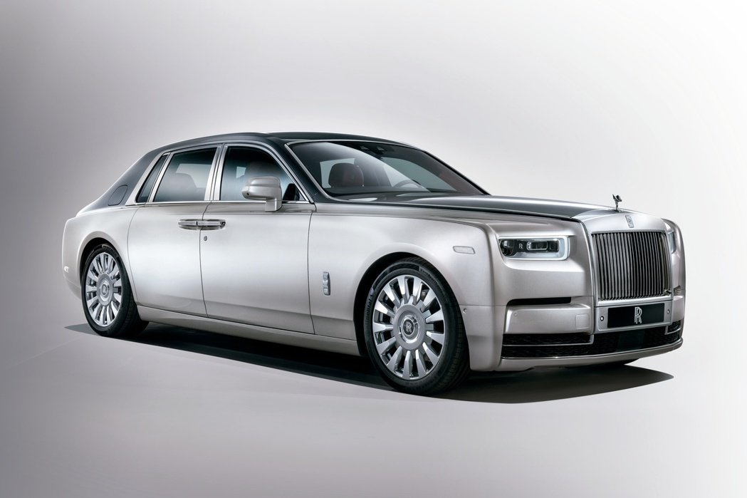 第八代Rolls-Royce Phantom短軸。圖/Rolls-Royce提供