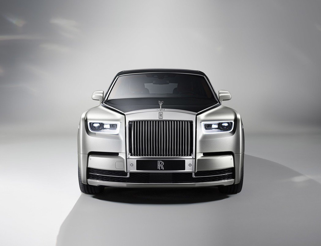 第八代Rolls-Royce Phantom短軸。圖/Rolls-Royce提供