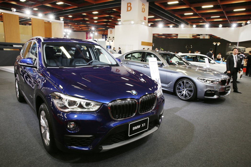 2017國際汽機車暨零配件百貨大展昨天於台北世貿一館登場。 記者徐兆玄/攝影