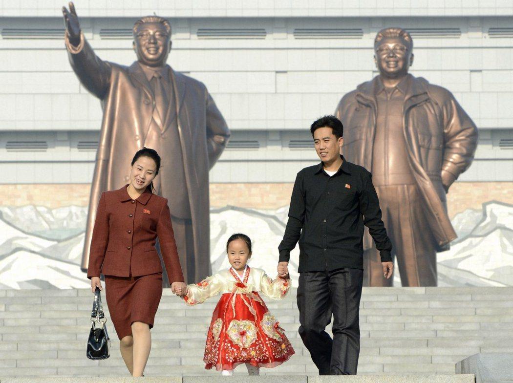 據傳,北韓GDP自金正恩上台以來便保持穩定或緩步成長。 圖/本報資料照
