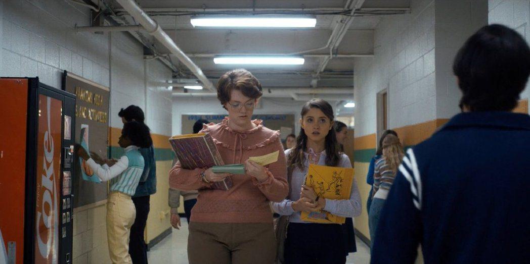 「怪奇物語」意外締造醜女翻身的「Barb效應」。圖/摘自imdb