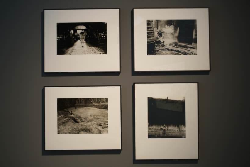 攝影家郭英聲的早期作品。圖/非池中藝術網攝。