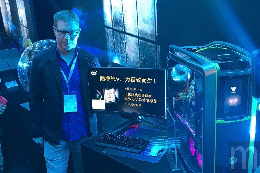 除藉由電競賽事推廣品牌形象、處理器 Intel更希望讓VR普及化