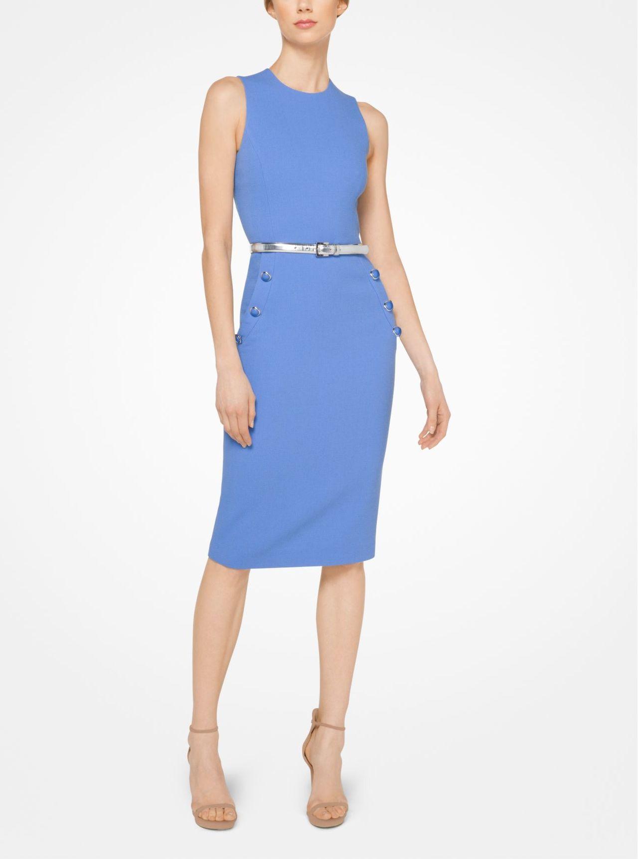 MICHAEL KORS官網上可以查到這件價值5萬元的洋裝。圖/取自官網