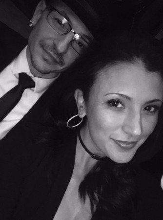 查斯特與妻子泰琳達感情極好。圖/摘自推特