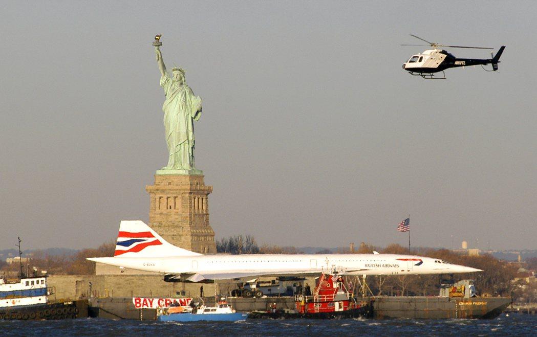 NASA打造協和號2.0 倫敦飛紐約時間省一半
