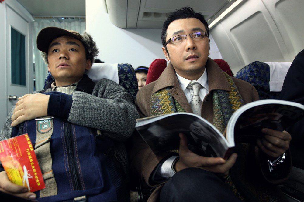 王寶強(左)與徐崢(右)是多年好友。圖/翻攝自Youtube
