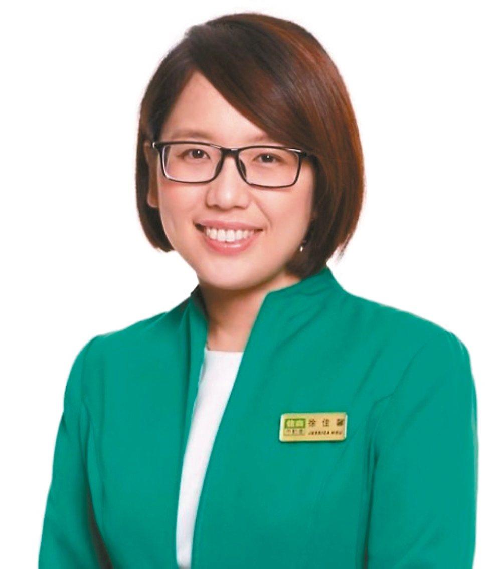 住商不動產企研室主任徐佳馨。 圖/徐佳馨提供