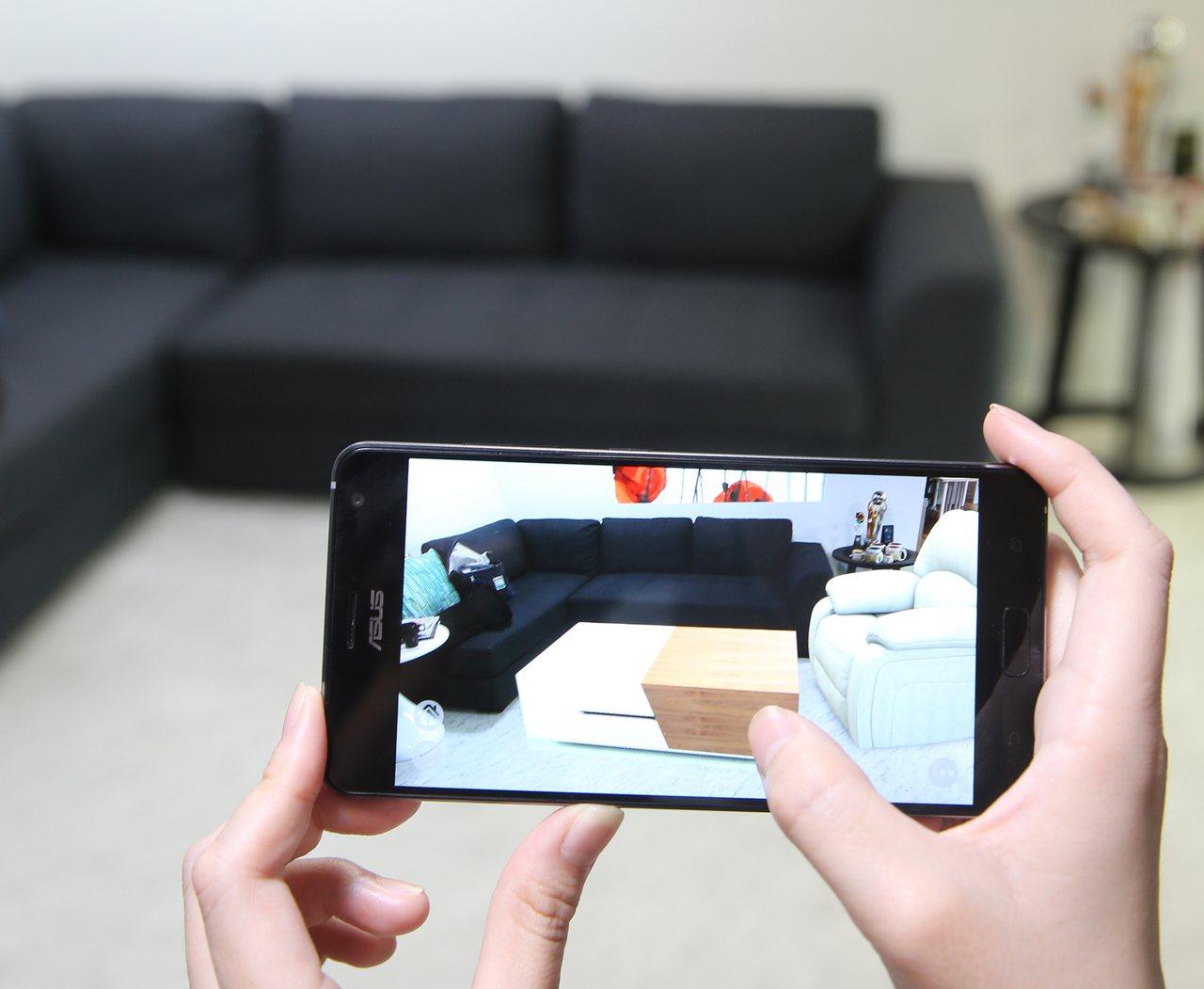 數位宅妝公司,從居家設計切入,跨足AR、VR。 記者陳正興/攝影