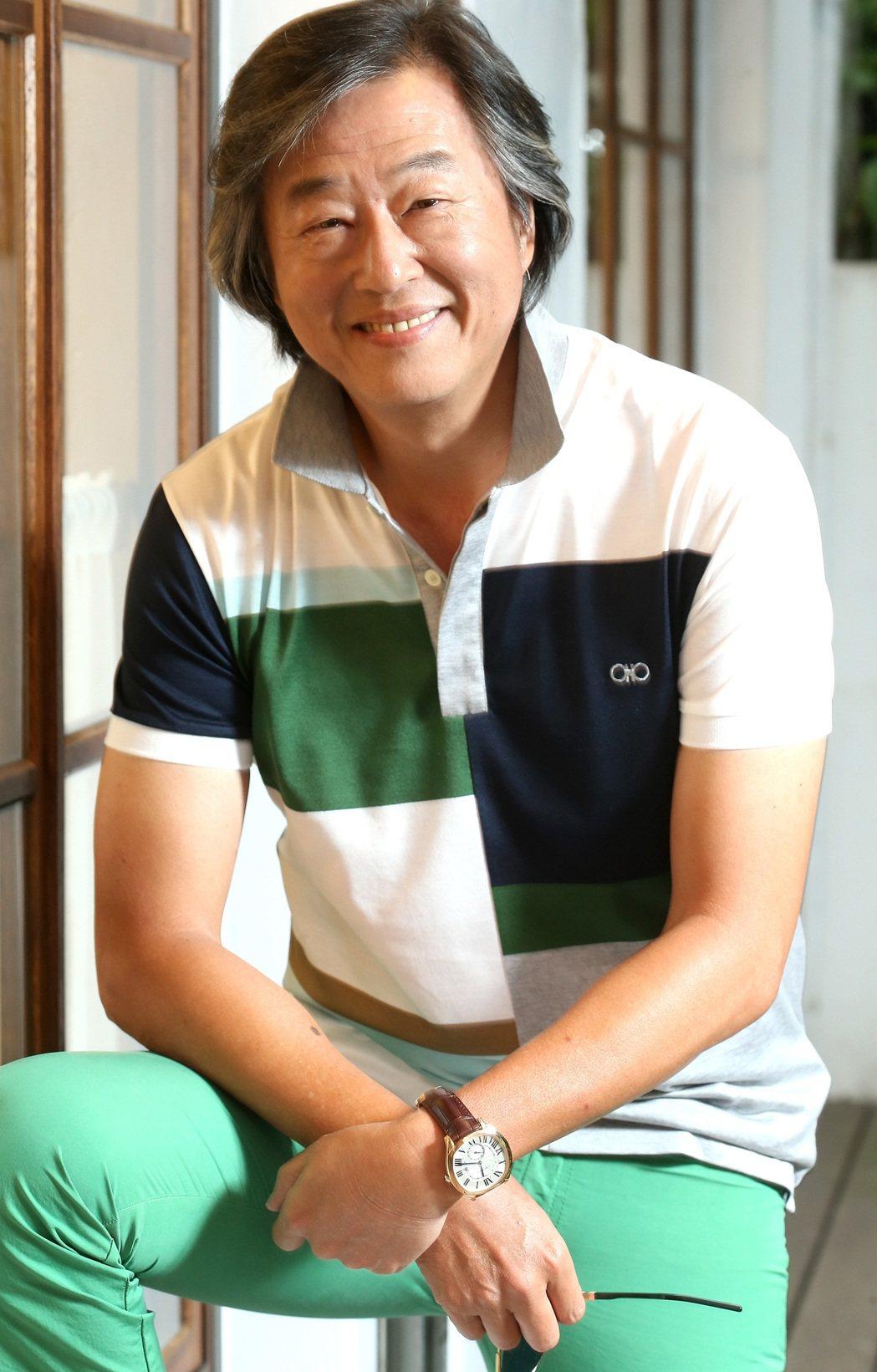王偉忠。聯合報系資料照片