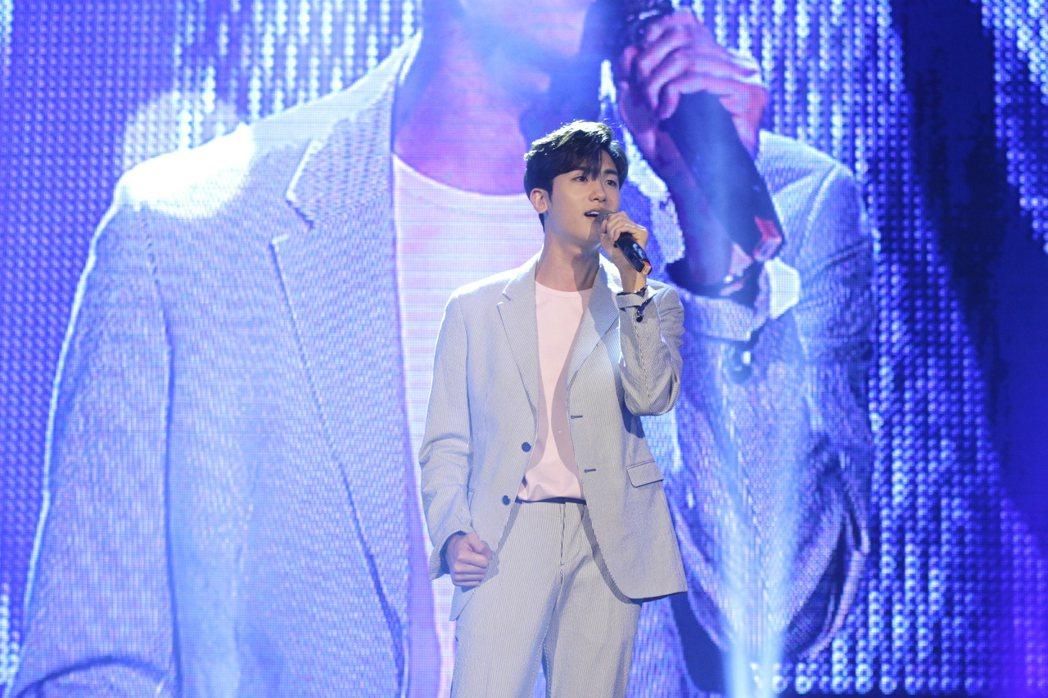 韓星朴炯植30日在台舉辦粉絲見面會。圖/超級圓頂提供