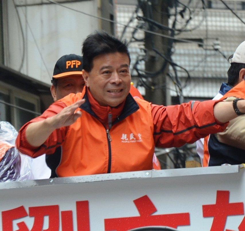 劉文雄走完一生,沒選上市長是他最大的缺憾。圖/本報資料照片