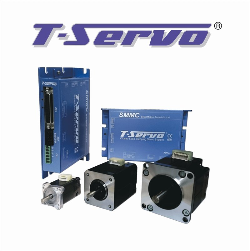 T-SERVO扭力型步進伺服系統 。 司麥德/提供
