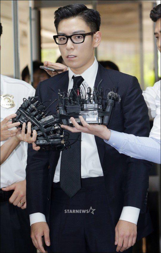 T.O.P。圖/摘自Starnews