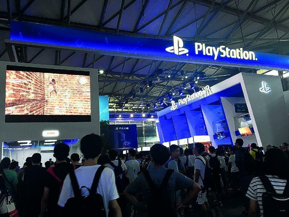 索尼PlayStation多年積累下的無數知名遊戲IP,讓PS VR在China...