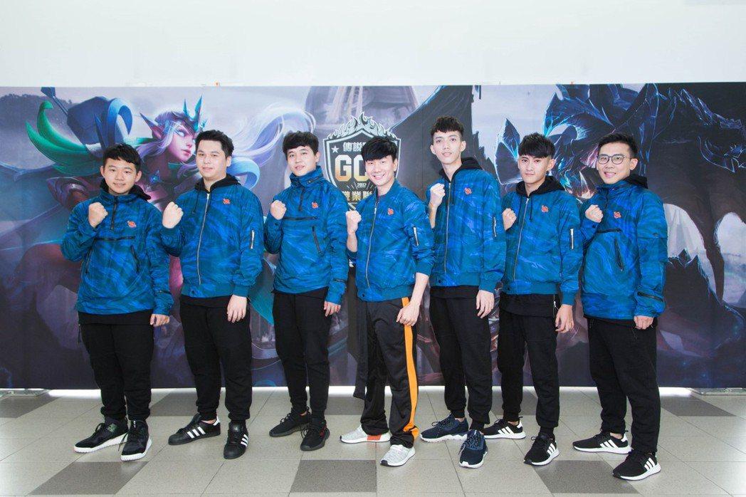 亞洲流行音樂天王林俊傑召開記者會,預祝旗下的「SMG」戰隊旗開得勝。