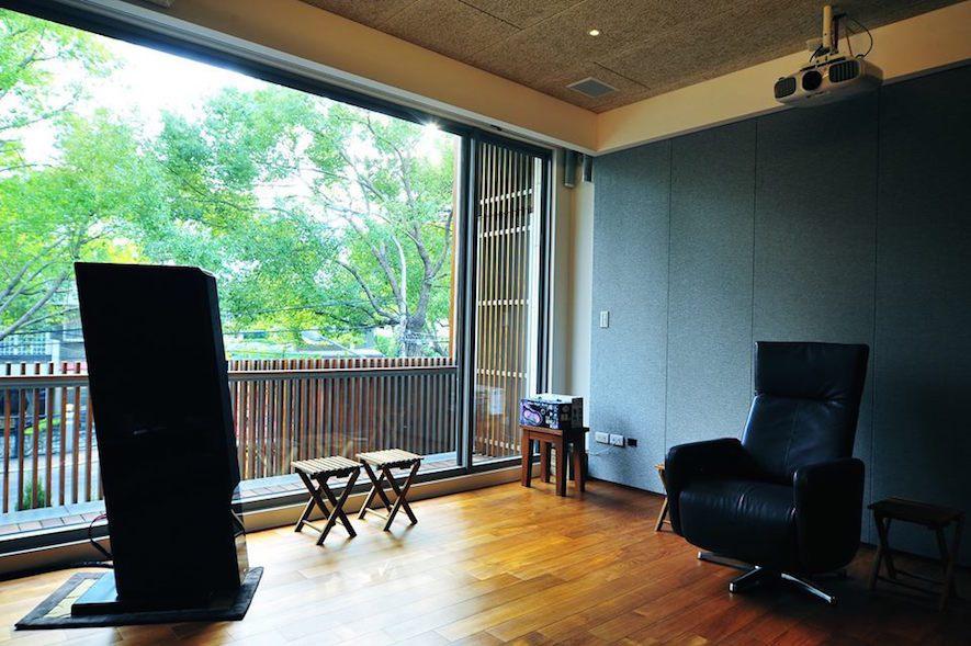 (圖)台中別墅案例是歐加團隊最自豪的居家空間設計,因空間大所需的裝置也多,複雜度...