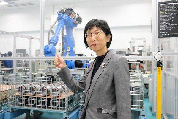 東元電機董事長邱純枝認為,台灣廠商未來的競爭力就在於大量客製化。(Source:...