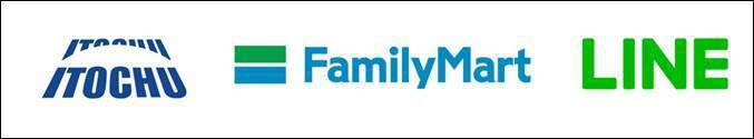 圖三、ITOCHU x FamilyMart x LINE (圖片來源:LINE...