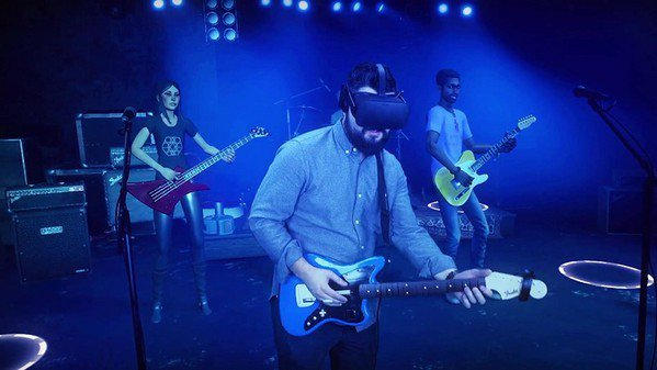 無論是VR還是AR,其影響最快的行業是影視娛樂和教育。(Source:3DMGa...