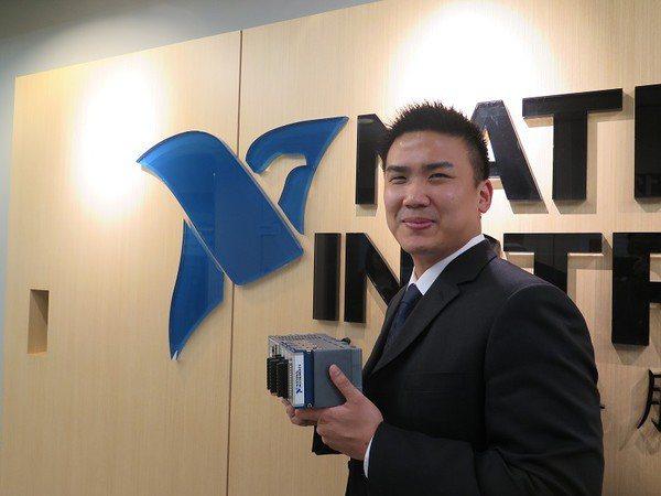 圖1 : NI國家儀器技術行銷工程師吳維翰指出,TSN在乙太網路頻寬中切出專屬通...