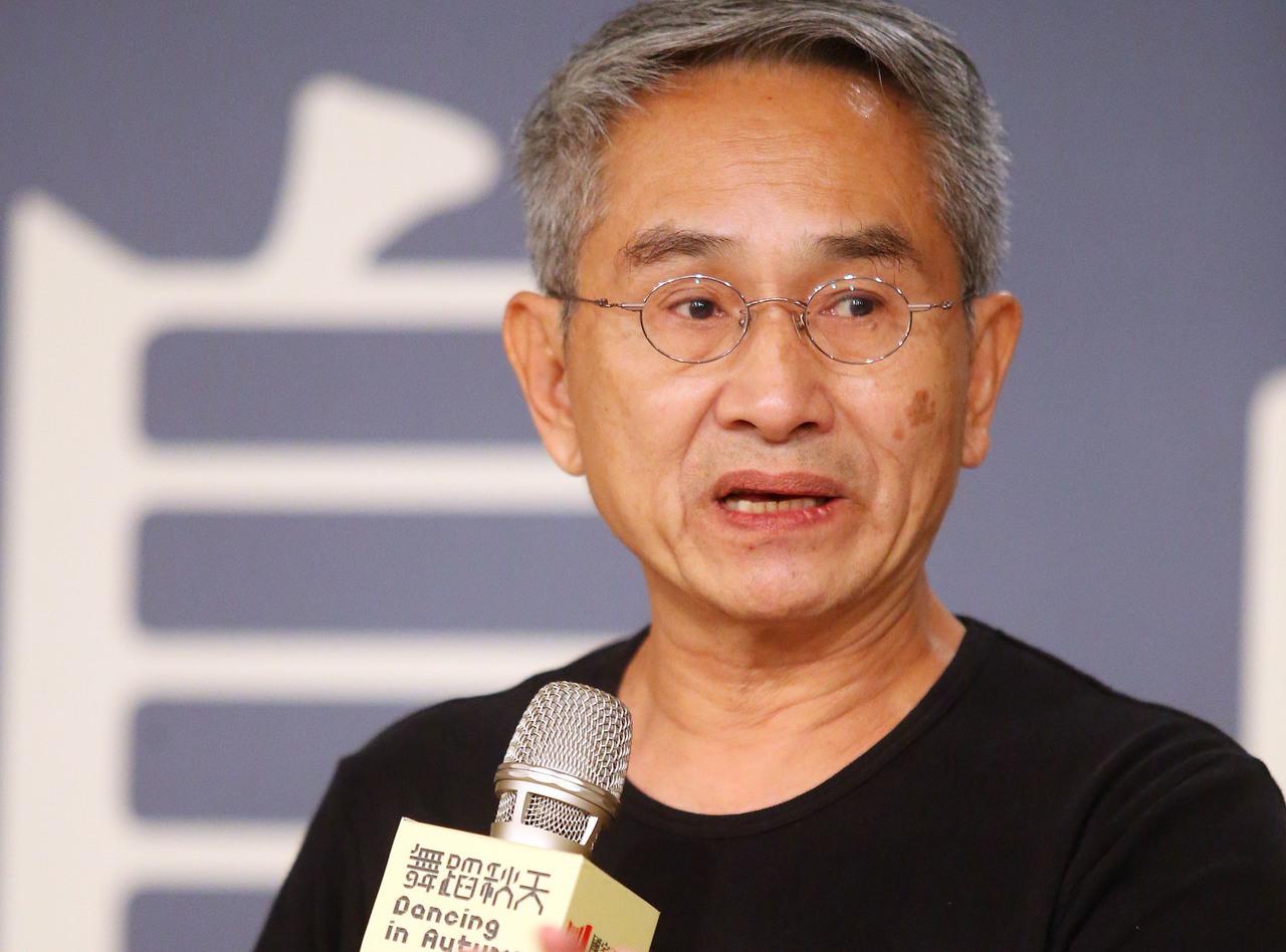 雲門舞集創辦人林懷民。記者王騰毅/攝影