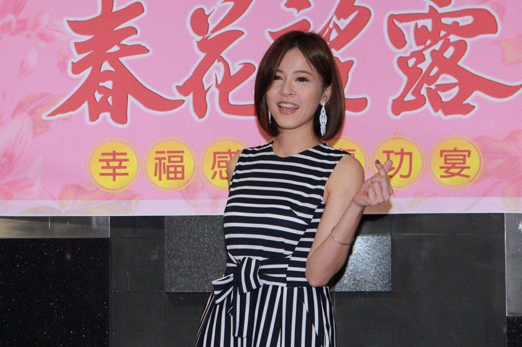 蘇晏霈拍完「春花望露」,開始睽違6年的放大假。圖/民視提供