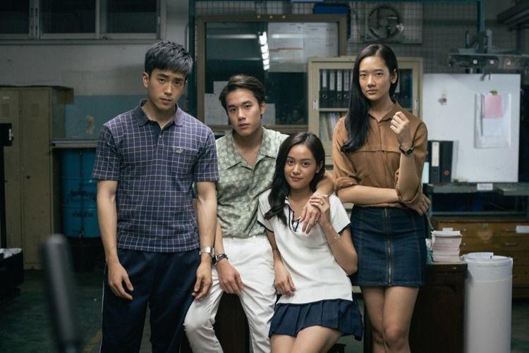 泰國電影「模犯生」在台創下票房奇蹟。圖/catchplay提供