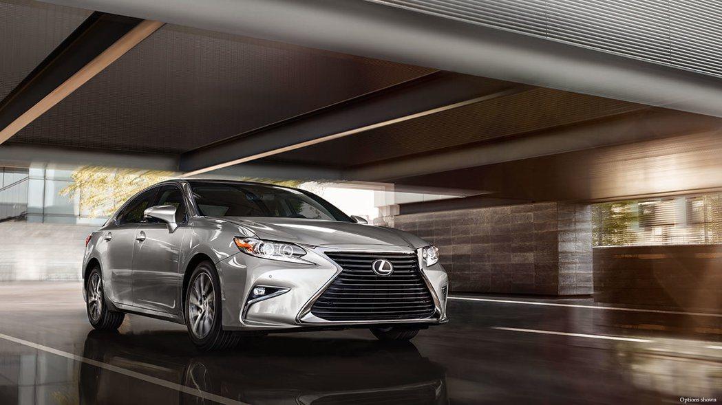 此次調查結果的排名中,前十榜單裡僅一個日系品牌。 摘自Lexus USA
